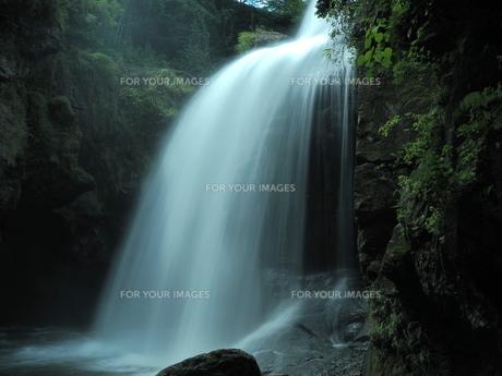 滝の写真素材 [FYI00795045]