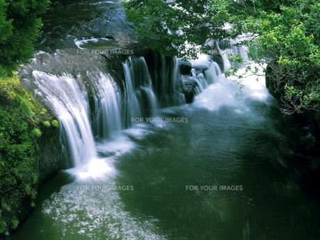 滝の写真素材 [FYI00795049]