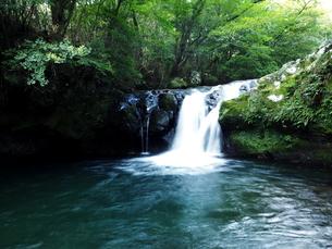 滝の写真素材 [FYI00795057]