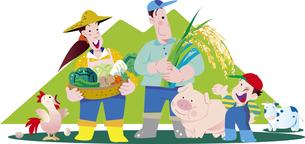 農業と畜産の写真素材 [FYI00795236]