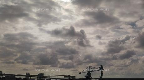 幻想的な風景の写真素材 [FYI00795277]