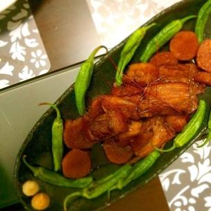 豚角煮の写真素材 [FYI00795641]