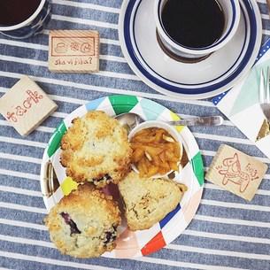 Fika&Y's cafe料理教室!の写真素材 [FYI00795740]