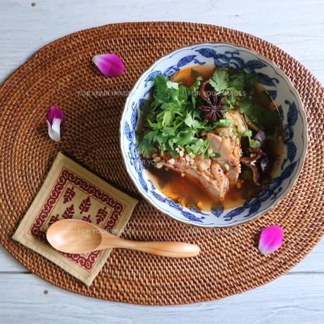 よだれ鶏の四川風スープの素材 [FYI00795744]
