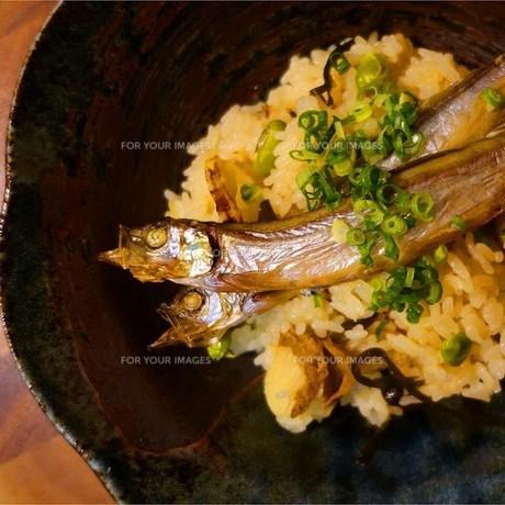 炊き込みご飯の写真素材 [FYI00795746]