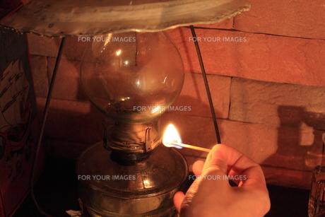 ランプの写真素材 [FYI00795973]