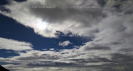 空模様の写真素材 [FYI00796141]