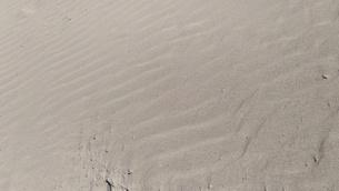砂の波紋の写真素材 [FYI00796142]