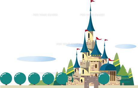 お城の写真素材 [FYI00796366]