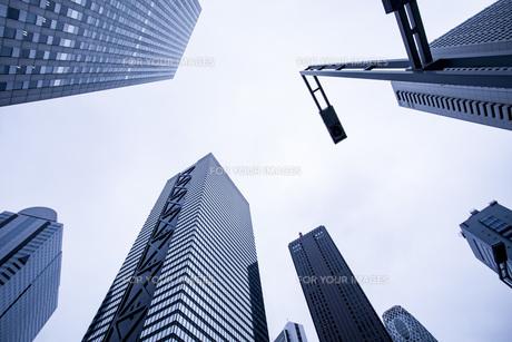 高層ビルの写真素材 [FYI00796824]