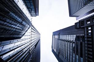 高層ビルの写真素材 [FYI00796826]