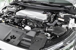 燃料電池自動車の写真素材 [FYI00797025]