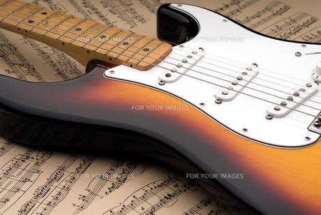 music_instrumentsの素材 [FYI00797281]