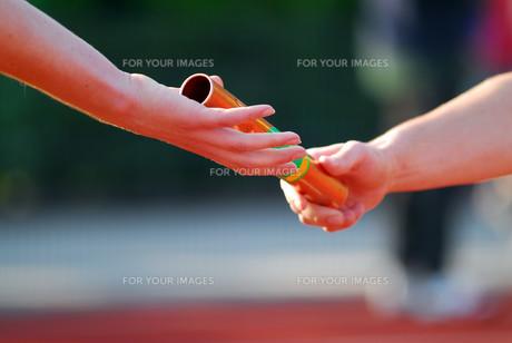 athletic_sportsの写真素材 [FYI00797288]