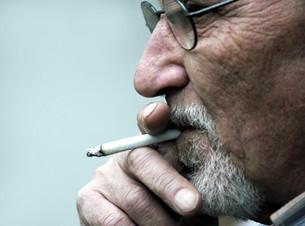 smokerの写真素材 [FYI00797328]