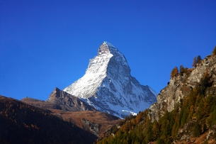 matterhorn in the afternoonの素材 [FYI00797374]