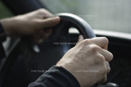 drivingの写真素材 [FYI00797427]