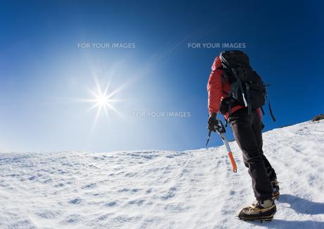 mountain_sportsの素材 [FYI00797489]