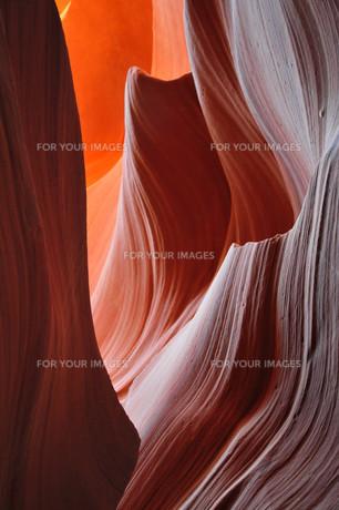 lower antelope canyonの素材 [FYI00797772]