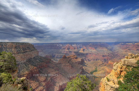 grand canyonの写真素材 [FYI00797839]