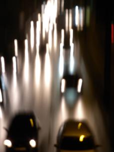rush hour trafficの写真素材 [FYI00797867]