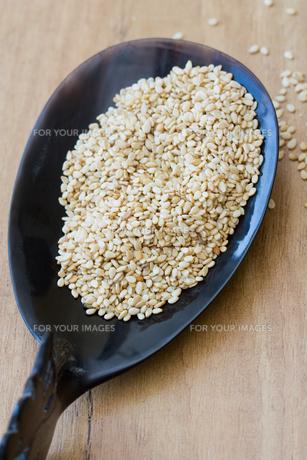sesame seedsの写真素材 [FYI00798108]