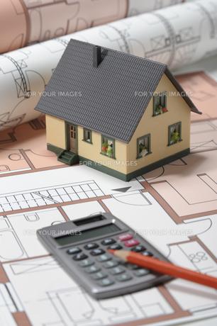 building constructionの写真素材 [FYI00798343]
