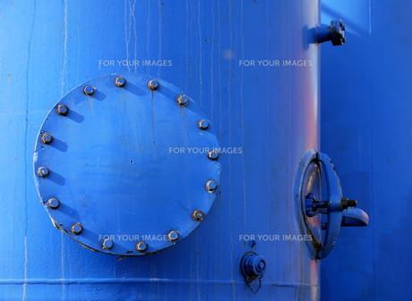 technology blueの素材 [FYI00798433]