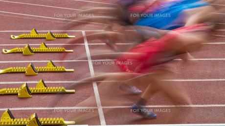 athletic_sportsの写真素材 [FYI00798680]
