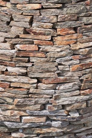 stone wallの写真素材 [FYI00798742]