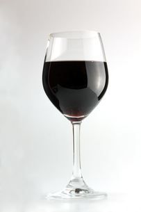 glass of red wineの写真素材 [FYI00798802]