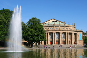 stuttgart national theaterの素材 [FYI00799067]