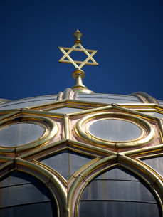 berlin synagogue dome detailの素材 [FYI00799215]