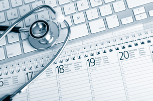 medical appointmentの素材 [FYI00799356]