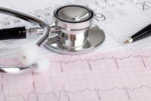 cardiologistの写真素材 [FYI00799357]