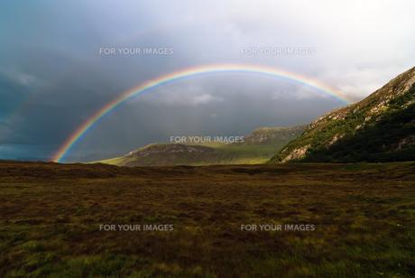 rainbow v1の写真素材 [FYI00799525]