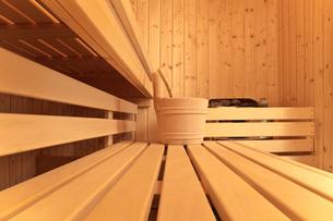 sauna...............の写真素材 [FYI00799644]