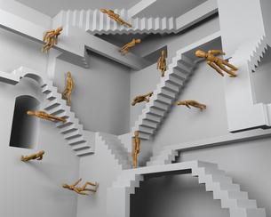 stairwellの素材 [FYI00799698]