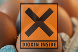 dioxin insideの写真素材 [FYI00799898]