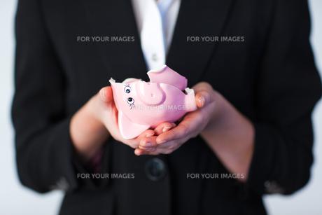 profession_businessの写真素材 [FYI00800213]