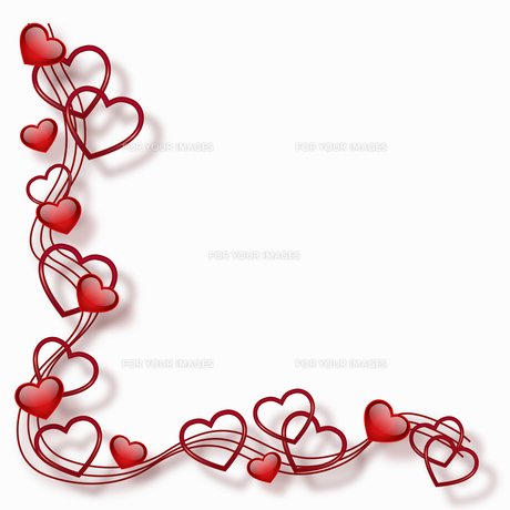 heart imitateの写真素材 [FYI00800228]