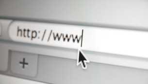 url in browserの素材 [FYI00800239]