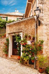 mediterranean villageの写真素材 [FYI00800655]
