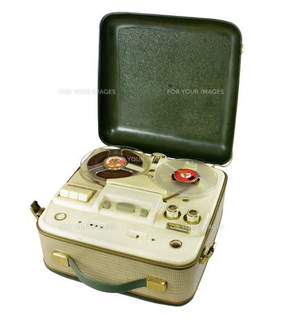 tape recorderの素材 [FYI00801920]