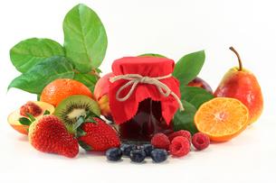 more fruit jamの写真素材 [FYI00802839]