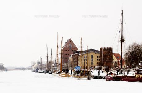 port of greifswaldの素材 [FYI00803351]