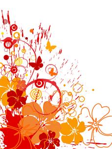 floral designの素材 [FYI00803388]