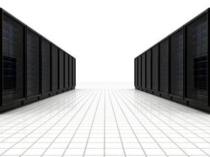 data centerの写真素材 [FYI00803432]
