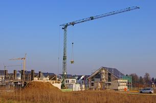 development areaの写真素材 [FYI00803645]