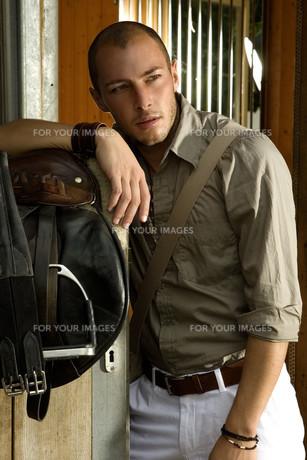 fashion_modelsの写真素材 [FYI00803990]